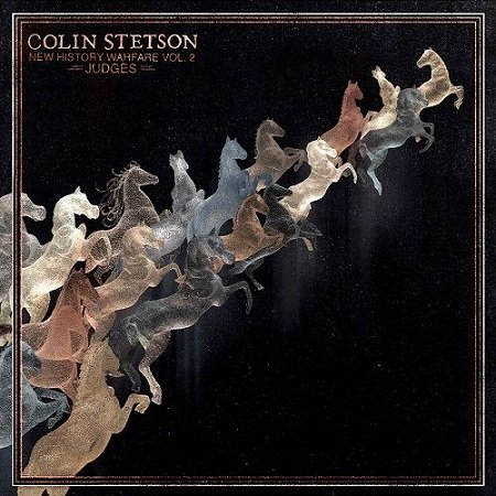 "Album cover for ""New History Warfare Vol. 2: Judges"", by Colin Stetson"