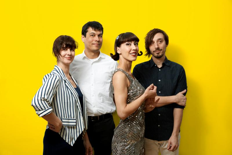 Song of the Week | The Octopus Project – Wrong Gong